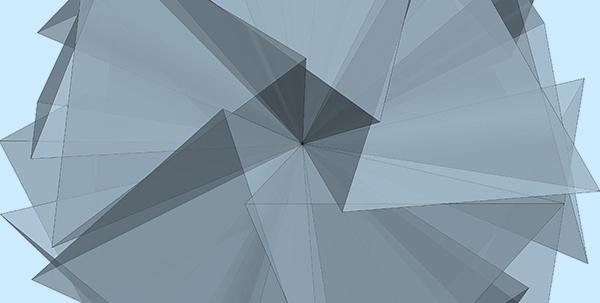 A Deep Link Between 3D and 8D (VISUALIZATION)