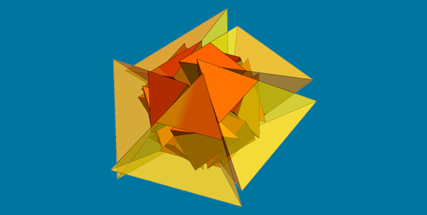 Overlaying Vertex-Sharing and Edge-Sharing 5-Fold Clusters Together