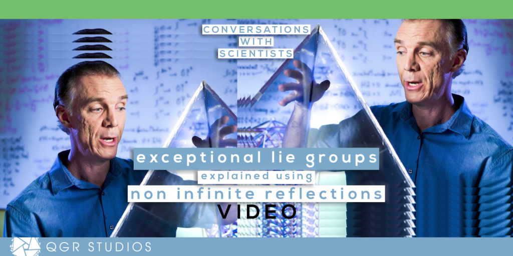 Exceptional Lie Groups Explained Using Non-Infinite Reflections