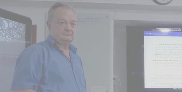 Michel Planat – Quantum Information and Quantum Contextuality in Grothendieck's Coset Space