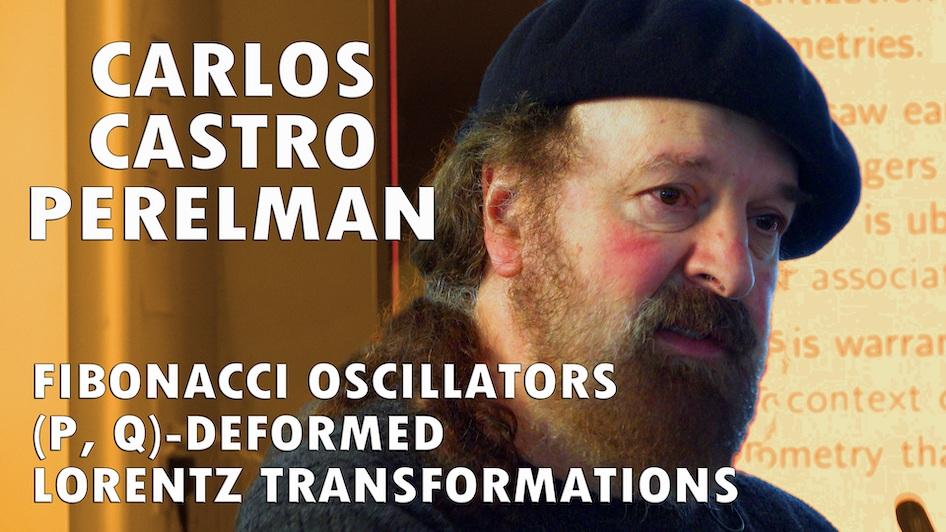 Fibonacci Oscillators (p,q) deformed Lorentz Transformations