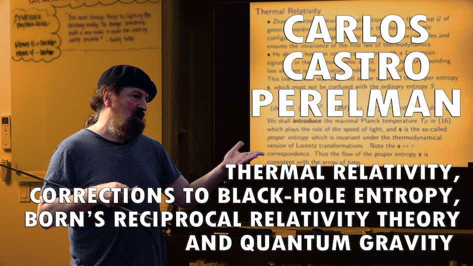 Thermal Relativity & Corrections to Black-Hole Entropy