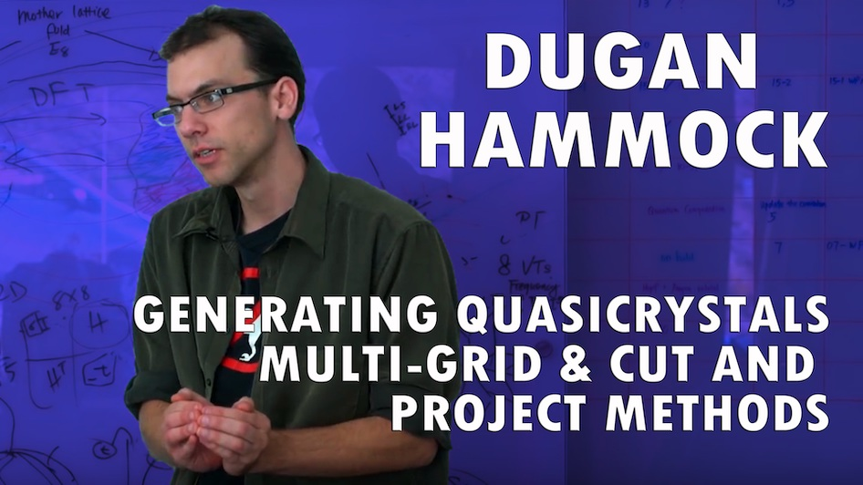 Generating Quasicrystals: Multi-Grid & Cut and Project Methods