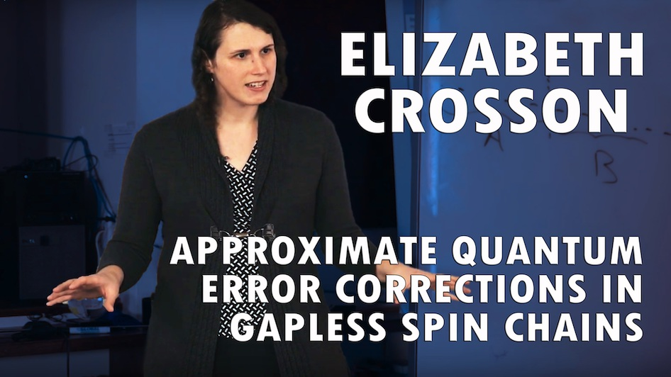 Approximate Quantum Error Correction in Gapless Spin Chains