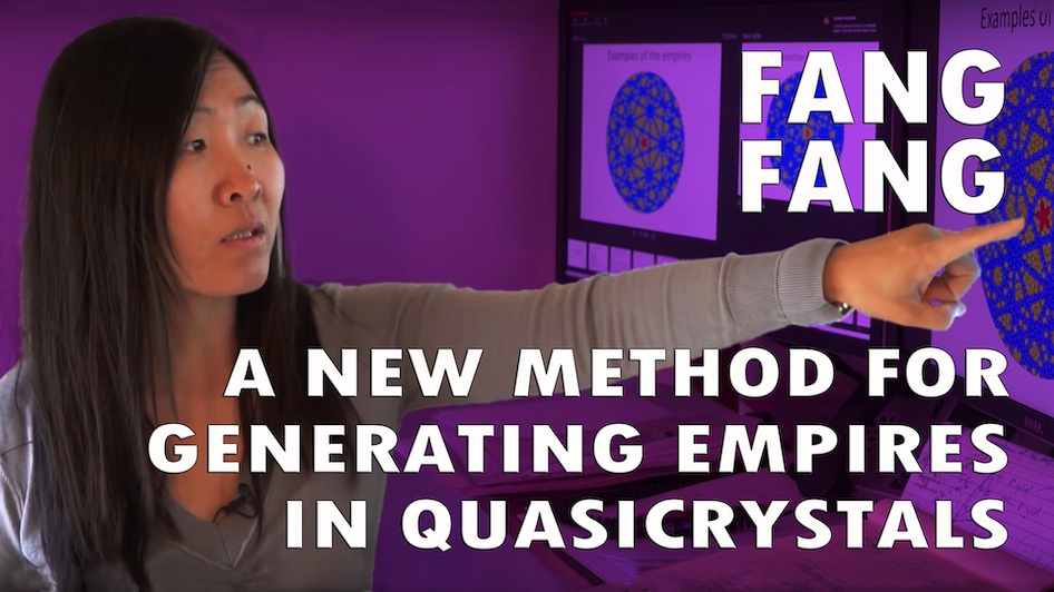 A New Method For Generating Empires In Quasicrystals
