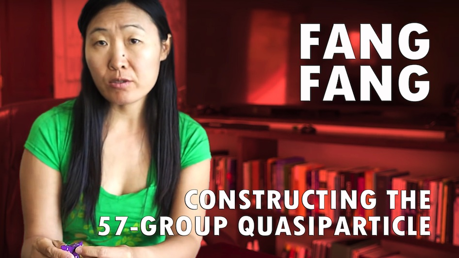 Constructing the 57-Group Quasiparticle