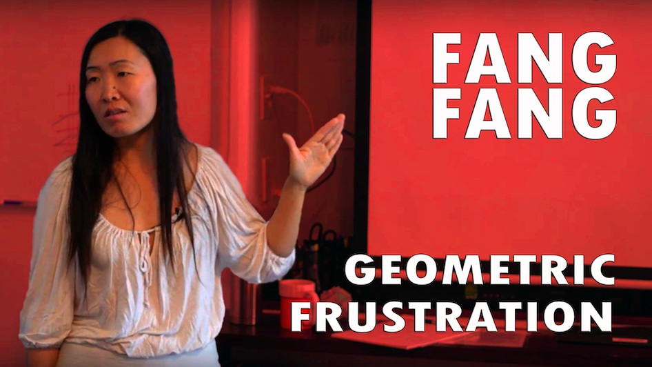 Geometric Frustration