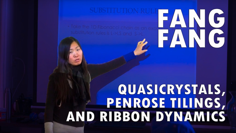 Quasicrystals, Penrose Tilings and Ribbon Dynamics