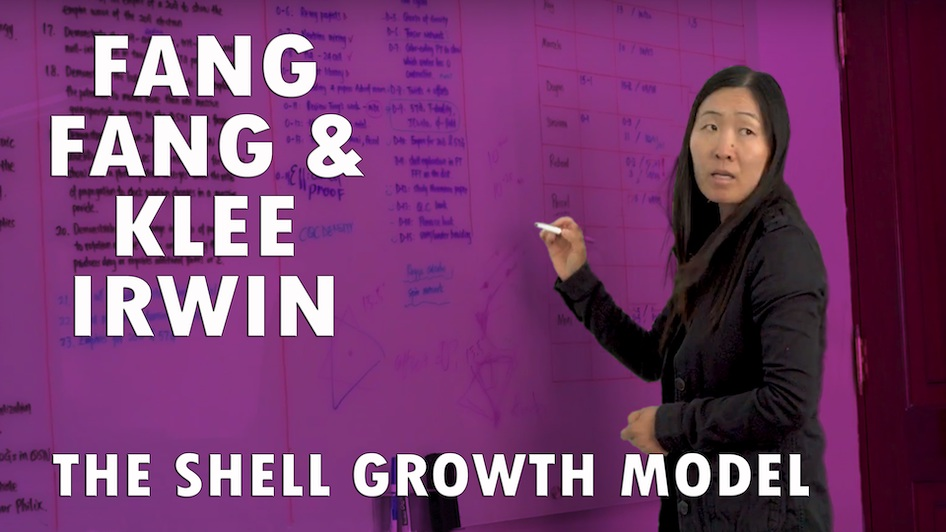 The Shell Growth Model