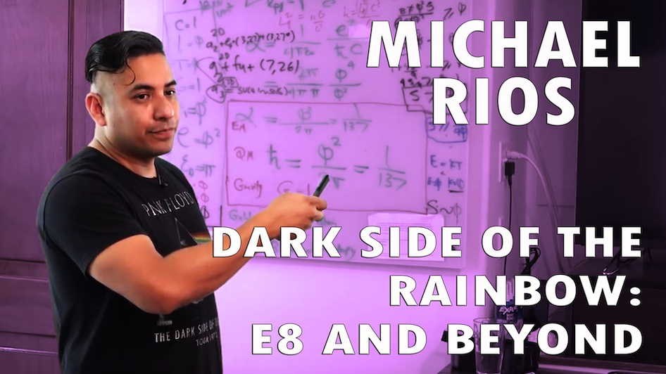 Darkside of the Rainbow: E8 and Beyond