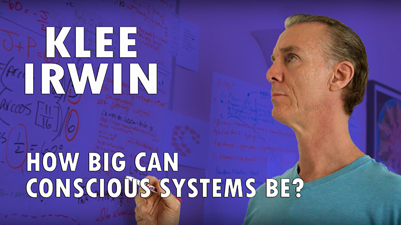 How Big Can Conscious Systems Be?